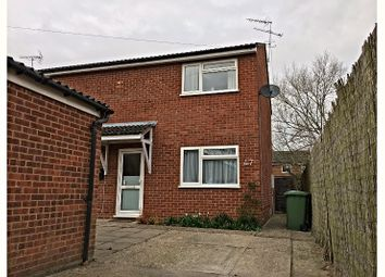 Thumbnail 2 bed semi-detached house for sale in Savill Way, Marlow
