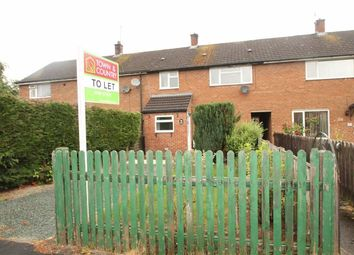 Thumbnail 3 bed terraced house to rent in Maple Avenue, Oswestry, Shropshire