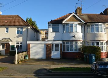 Thumbnail 3 bedroom end terrace house to rent in Eastcote Avenue, Harrow
