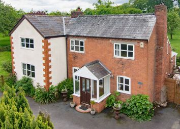 Thumbnail 4 bed detached house for sale in Detached 4 Bedroom Family Home, Canon Pyon, Hereford