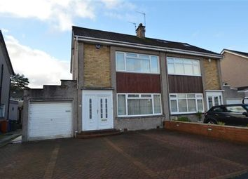 Thumbnail 2 bed semi-detached house for sale in Dunvegan Drive, Bishopbriggs