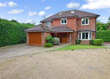 Thumbnail 4 bed detached house for sale in Church Road, Crowborough, East Sussex