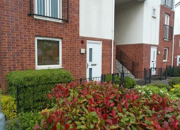 Thumbnail 1 bed flat to rent in Lock Keepers Way, Hanley, Stoke-On-Trent