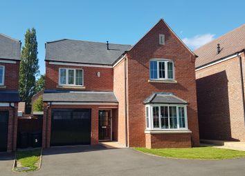 4 bed detached house for sale in Kings Gate, Kings Norton, Birmingham B38