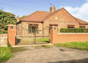 Thumbnail 3 bed semi-detached bungalow for sale in Baileys Lane, Hale Village, Liverpool, Lancashire