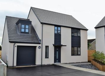 Thumbnail 4 bed detached house for sale in Lyndhurst Road, Midsomer Norton, Radstock