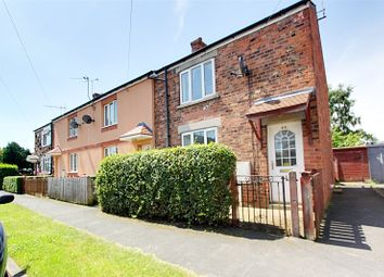 Thumbnail 3 bed end terrace house for sale in Hawthorn Avenue, Brigg, Lincolnshire