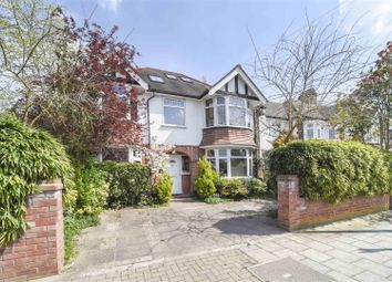 Thumbnail 5 bed detached house for sale in Cranmore Avenue, Osterley, Isleworth