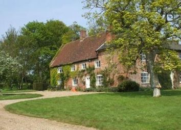 Thumbnail 6 bed detached house to rent in Shadingfield, Beccles, Suffolk