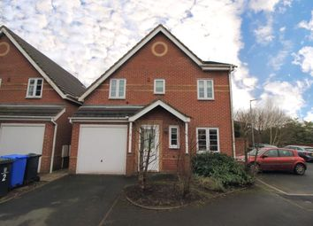 Thumbnail 3 bed detached house to rent in Forsyth Close, Stoke-On-Trent