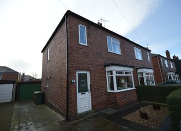 Thumbnail 3 bed semi-detached house for sale in Major Street, Thornes, Wakefield