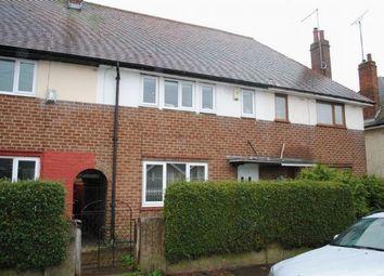 Thumbnail 3 bed terraced house for sale in Nursery Lane, Kingsthorpe, Northampton