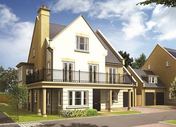 "Thumbnail 5 bed property for sale in ""The Waldron"" at The Avenue, Sunbury-On-Thames"