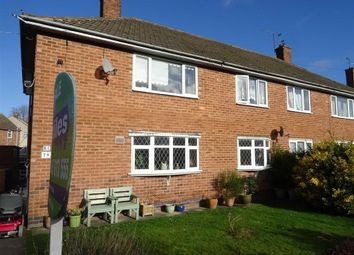 Thumbnail 2 bed maisonette for sale in Holt Road, Burbage, Hinckley