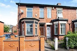 7 bed end terrace house to rent in Mabfield Road, Fallowfield, Manchester M14
