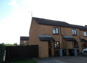 Thumbnail 2 bedroom end terrace house to rent in Shackleton Close, Market Deeping, Peterborough, Lincolnshire