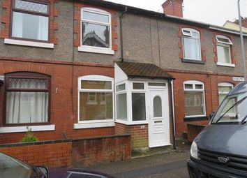 Thumbnail 2 bed property to rent in Collin Street, Uttoxeter