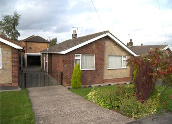Thumbnail 2 bed detached bungalow for sale in Bradwell Way, Belper