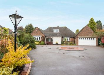 Thumbnail 4 bed detached house for sale in Waters Drive, Sutton Coldfield, West Midlands