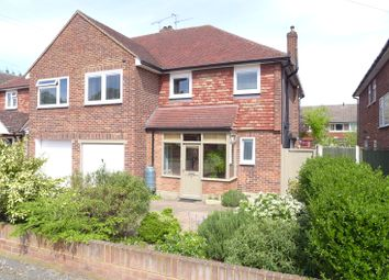 Thumbnail 3 bed semi-detached house for sale in Mole Abbey Gardens, West Molesey