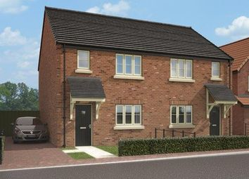 Thumbnail 3 bed semi-detached house for sale in Plot 32 Farefield Close, Dalton, Thirsk