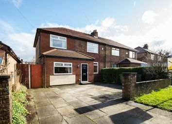 Thumbnail 5 bed semi-detached house to rent in Church Hill Road, Ormskirk