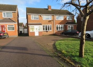 Thumbnail 3 bed detached house to rent in Hundred Acre Road, Streetly, Sutton Coldfield
