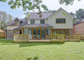 Thumbnail 5 bed detached house for sale in Gleneagles Drive, Hailsham