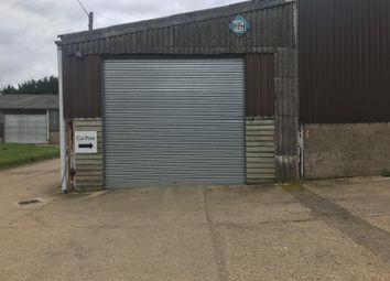 Thumbnail Warehouse to let in Wicken Road, Clavering, Saffron Walden