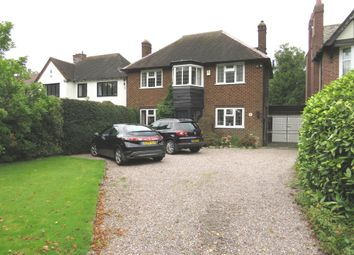Thumbnail 3 bed detached house for sale in The Crescent, Walsall
