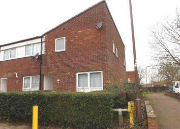 Thumbnail 3 bedroom end terrace house for sale in Barkers Croft, Greenleys, Milton Keynes