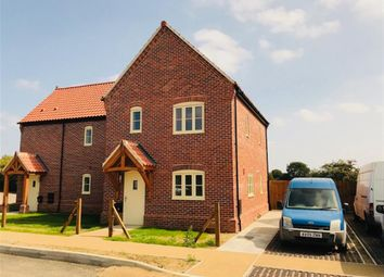 Thumbnail 3 bed semi-detached house for sale in Cornish Avenue, Trunch, North Walsham