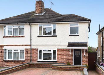 Thumbnail 3 bed semi-detached house for sale in Oakleigh Drive, Croxley Green, Rickmansworth, Hertfordshire