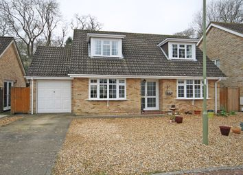 Thumbnail 3 bed property for sale in Linford Close, New Milton