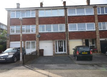 Thumbnail 4 bedroom town house to rent in Beverley Close, Rainham