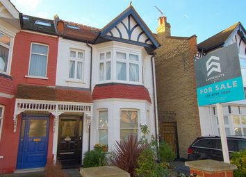 Thumbnail 3 bed flat for sale in Lavington Road, London