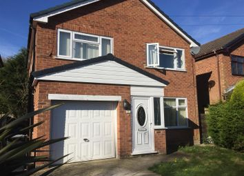 Thumbnail 4 bed detached house to rent in Gayhurst Avenue, Fearnhead, Warrington