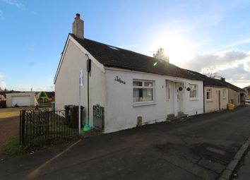 Thumbnail 2 bed cottage for sale in Dunrobin Road, Airdrie
