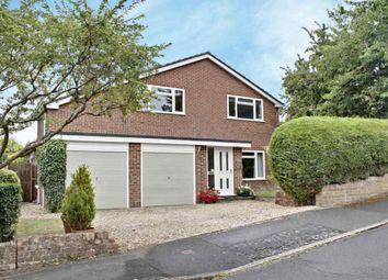 Thumbnail 5 bed detached house for sale in Kestrel Road, Basingstoke