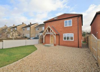 Thumbnail 3 bedroom detached house for sale in Tower Estate, Warpsgrove Lane, Chalgrove, Oxford