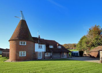 Thumbnail 6 bed detached house for sale in Dumbourne Lane, Smallhythe, Tenterden, Kent