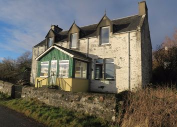 Thumbnail 6 bed detached house for sale in Liveras, Broadford, Isle Of Skye