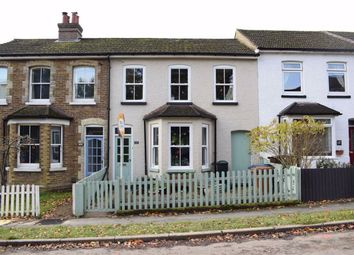 Thumbnail 3 bed terraced house for sale in Upper Weybourne Lane, Farnham, Surrey