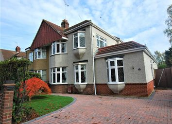 Thumbnail 4 bed property to rent in Marlborough Park Avenue, Sidcup, Kent