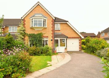 Thumbnail 4 bed detached house for sale in Victoria Close, Willand