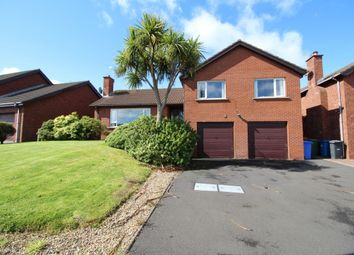 Thumbnail 4 bed detached house for sale in Beechfield Avenue, Bangor