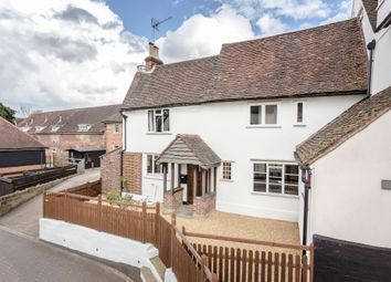 Thumbnail 2 bedroom semi-detached house for sale in The Old Maltings, Hockerill Street, Bishop's Stortford
