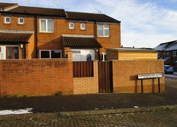 Thumbnail 3 bed end terrace house to rent in Gainsborough Close, Flanderwell, Rotherham