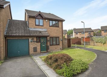 Thumbnail 3 bed link-detached house for sale in Cwrt Cilmeri, Morriston, Swansea