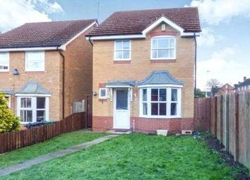 Thumbnail 3 bed detached house for sale in Selvester Drive, Quorn, Loughborough, Leicestershire
